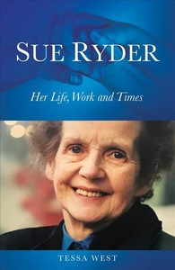 Lady Sue Ryder of Warsaw - Tessa West (Paperback) - Cover