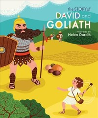 Story of David and Goliath - Running Press (Hardcover) - Cover