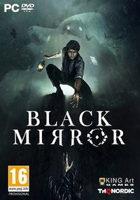 Black Mirror (PC) - Cover
