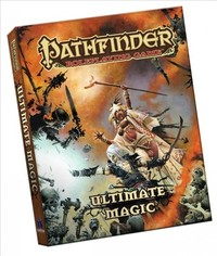 Pathfinder Roleplaying Game - Ultimate Magic (Role Playing Game) - Cover
