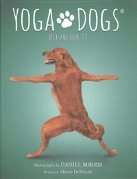 Yoga Dogs Deck and Book Set - Alison Denicola (Cards) - Cover