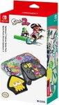 HORI Splatoon 2 Deluxe Splat Pack Accessories Pack (Nintendo Switch) Cover