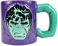 Marvel - Incredible Hulk Mug - Cover