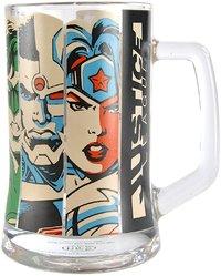 Justice League - Freezer Mug (400ml) - Cover