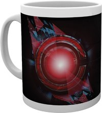 Justice League Movie - Cyborg Logo Mug - Cover