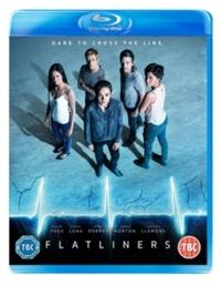 Flatliners (Blu-ray) - Cover