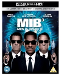 Men in Black 3 (4K Ultra HD + Blu-ray) - Cover