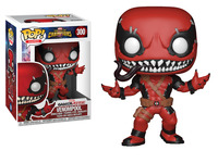Funko Pop! Games - Marvel - Contest of Champions - Venompool - Cover