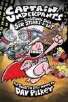 Captain Underpants and the Sensational Saga of Sir Stinks-a-Lot - Dav Pilkey (Paperback)