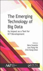 Emerging Technology of Big Data - Heru Susanto (Hardcover) - Cover
