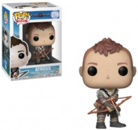 Funko Pop! Games - God of War - Atreus Vinyl Figure - Cover