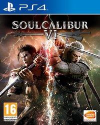 Soul Calibur VI (PS4) - Cover