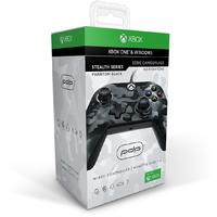 PDP - Wired Controller for Xbox One - Black Camo
