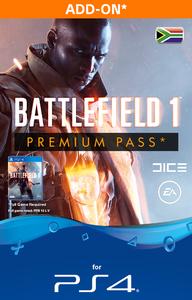 Battlefield 1 Premium Pass (PS4 Download) - Cover