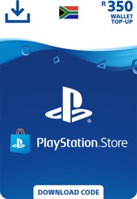 PlayStation Store Wallet Top Up - R350 (PS3/PS4/PS VITA) - Cover