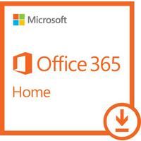Microsoft Office 365 Home (PC/Mac Download)