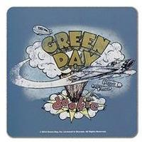 Green Day - Dookie Individual Coaster