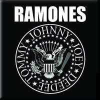 Ramones - Presidential Seal Fridge Magnet