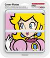 Nintendo new 3DS Cover Plates  - Peach