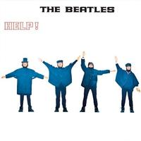 The Beatles - Help! Album Cover Steel Wall Sign