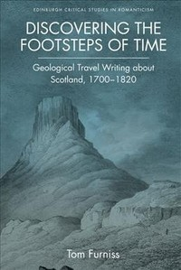 Discovering the Footsteps of Time - Tom Furniss (Hardcover) - Cover