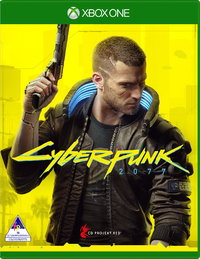 Cyberpunk 2077 (Xbox One) - Cover