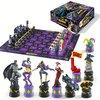 DC Comics - Batman Chess Set (Board Game)