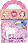 Sweet Little Unicorn 3 Button Sound Book - LLC Cottage Door Press (Hardcover)