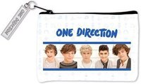 One Direction Zip Top Purse - Cover