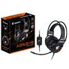 Gigabyte AORUS H5 Binaural Head-band Stereo Gaming Headset - Black