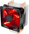 Cooler Master - Hyper H410R - with 92mm Red LED PWM CPU Fan