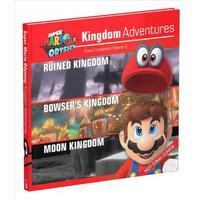 Super Mario Odyssey - Kingdom Adventures - Prima Games (Hardcover)