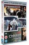 Terminator Salvation / 2012 / Children of Men (DVD)