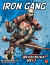 Neuroshima Hex! 3.0 - Iron Gang Expansion (Board Game)