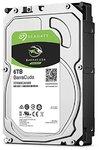 Seagate - BarraCuda 6TB 3.5 inch 6GB/S 256mb Cache Internal Hard Drive