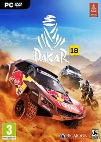 DAKAR 18 (PC) - Cover