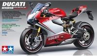 Tamiya - 1/12 Ducati 1199 Panigale S Tricolore (Plastic Model Kit) - Cover
