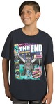 Minecraft - Tales From the End Youth T-Shirt (X-Small)