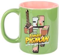 Minecraft - Zombie Pigman Ceramic Mug - Cover