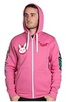 Overwatch - Ultimate D.Va Zip-up Hoodie (Small)