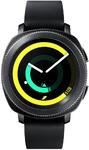 Samsung SM-R600 Gear Sport 1.2 Inch Smartwatch - Black