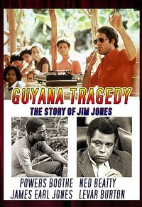 Guyana Tragedy:Story of Jim Jones (Region 1 DVD) - Cover