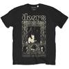 The Doors Nouveau Mens Black T-Shirt (X-Large)