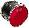 Evans TT14HR 14 Inch Hydraulic Red Tom Batter Drum Head (Red)