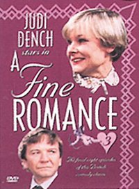 Various Artists - A Fine Romance Set 3'. (the Final 8 Episodes of the British Comedy Starring Judi Dench Mich (DVD) - Cover