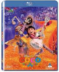 Coco (Blu-ray) - Cover