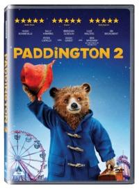 Paddington 2 (DVD) - Cover