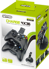 Nitho Charging Station for 2 Xbox 360 Controllers - Black