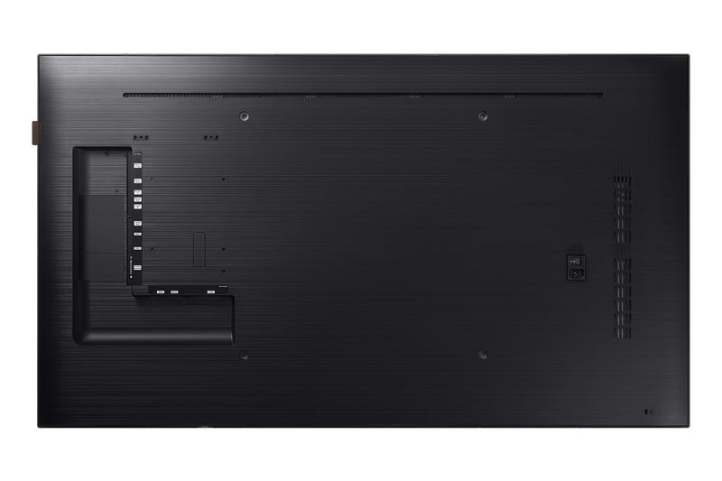 Samsung PM49H Digital Signage Flat Panel 49 Full HD Wi-Fi Black