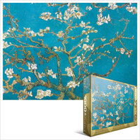 Eurographics - Almond Tree in Bloom /Van Gogh Puzzle (1000 Pieces) - Cover